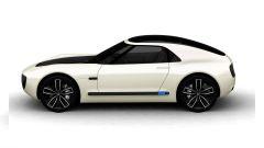 2017 Honda Sports EV concept - sportiva compatta dalla linea affusolata