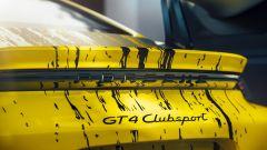 2019 Porsche 718 Cayman GT4 Clubsport: per chi non la riconosce a colpo d'occhio