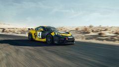 2019 Porsche 718 Cayman GT4 Clubsport: vista 3/4 anteriore