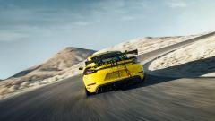 2019 Porsche 718 Cayman GT4 Clubsport: vista posteriore