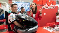 21° incontro tra LCR Honda e Givi a Brescia: Lucio Cecchinello