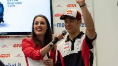 21° incontro tra LCR Honda e Givi a Brescia: Taka Nakagami