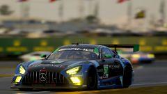 24 Ore Daytona 2021: la Mercedes AMG GT3 #57