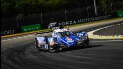 24 Ore di Le Mans 2019, André Negrao al volante della sua Alpine A470