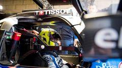 24 Ore di Le Mans 2019, André Negrao in abitacolo prima di scendere in pista