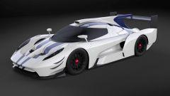 SCG 007 LMP1: ecco la prima supercar per Le Mans 2020 - Immagine: 1