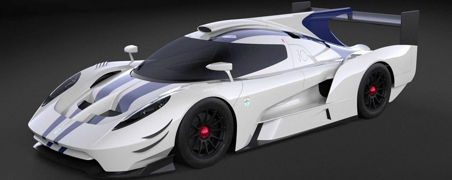 SCG 007 LMP1: ecco la prima supercar per Le Mans 2020