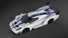 SCG 007 LMP1: ecco la prima supercar per Le Mans 2020 - Immagine: 4