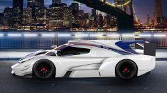 SCG 007 LMP1: ecco la prima supercar per Le Mans 2020 - Immagine: 10