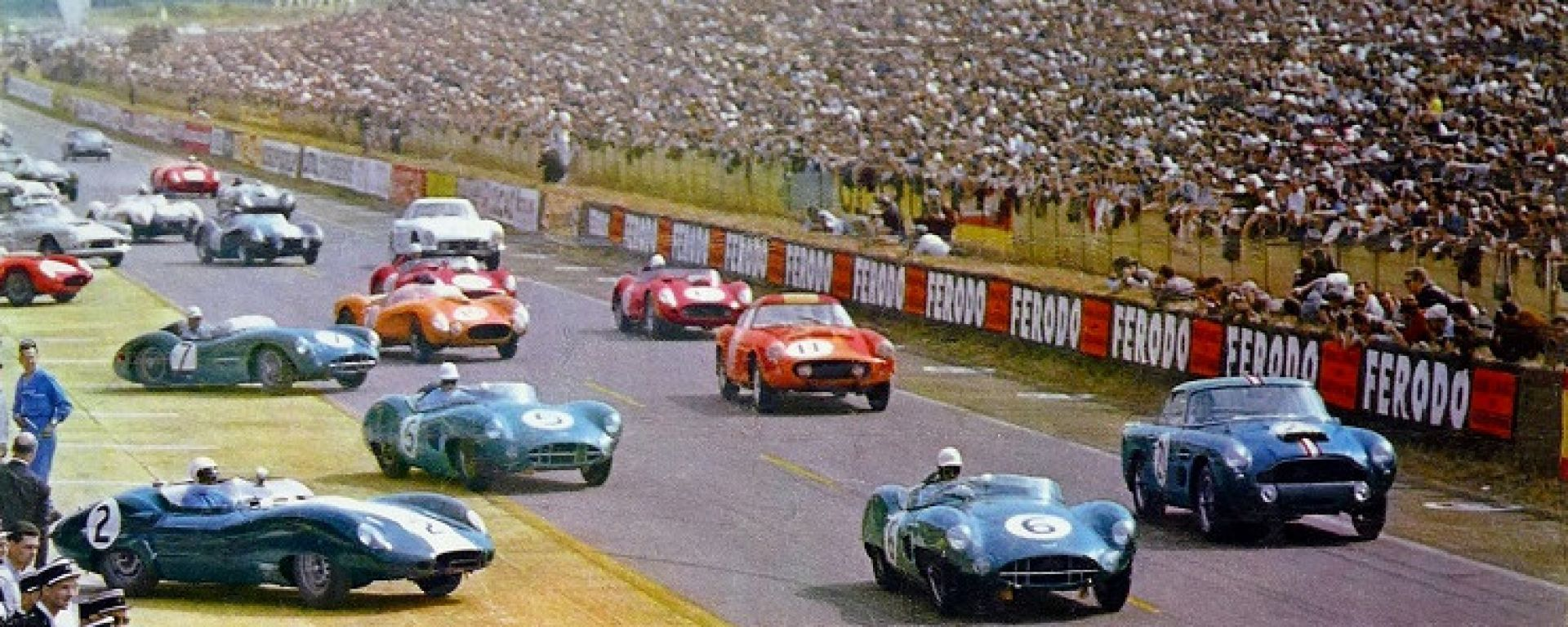 24 Ore di Le Mans del 1960 (© 2020 Courtesy of RM Sotheby's)