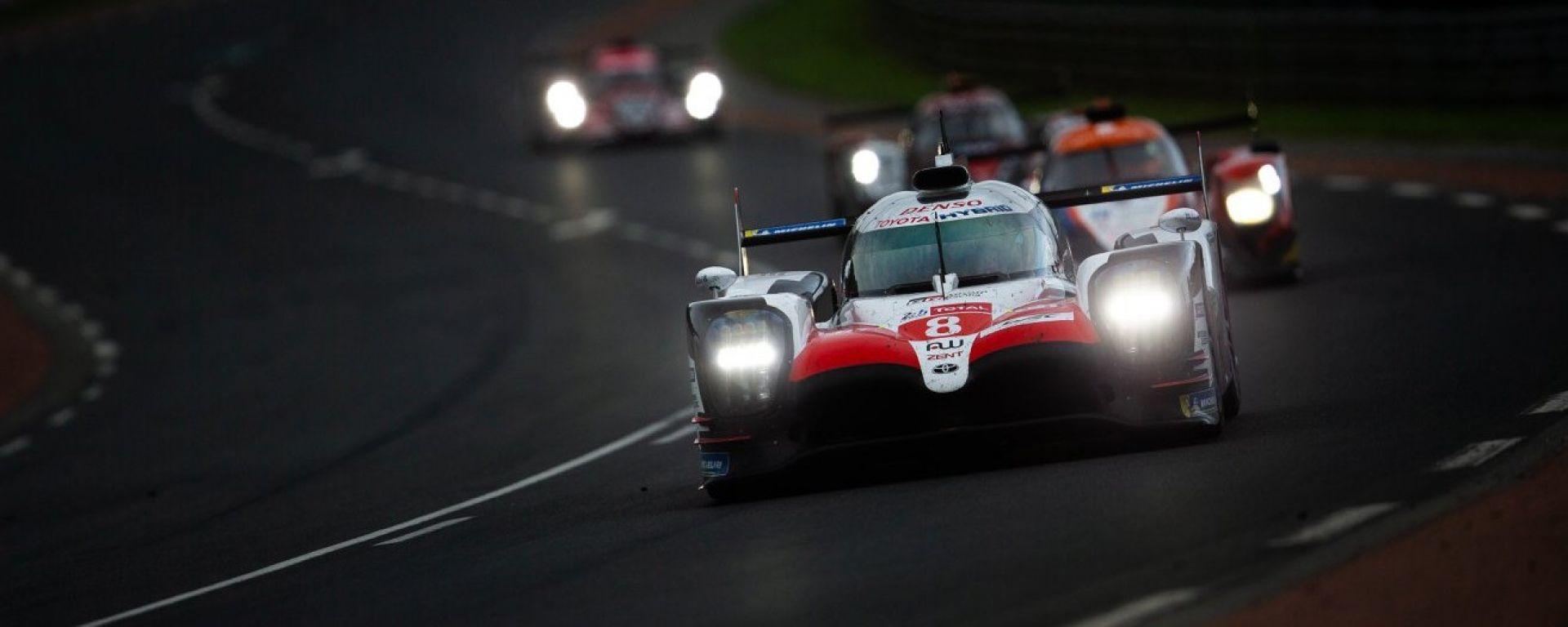 24 Ore di Le Mans: Alonso e Toyota, maledizione finita! Che dominio!