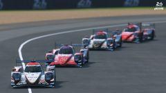 24 Ore di Le Mans virtuale 2020: i prototipi LMP2 in pista su rFactor2