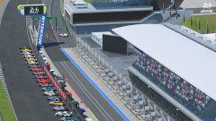 24 Ore di Le Mans virtuale 2020: la griglia di partenza