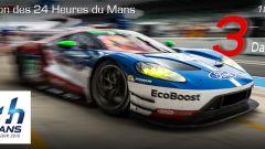 24 Ore Le Mans: Porsche in pole. Storica qualifica per Ford - Immagine: 2