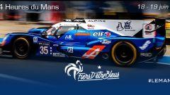 24 Ore Le Mans: Porsche in pole. Storica qualifica per Ford - Immagine: 5