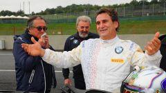 """24h Daytona: Zanardi ci pensa: """"per essere più veloce potrei fare le curve con una mano"""""""
