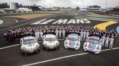 24h Le Mans: Porsche con quattro vetture anche nel 2020 - Immagine: 1