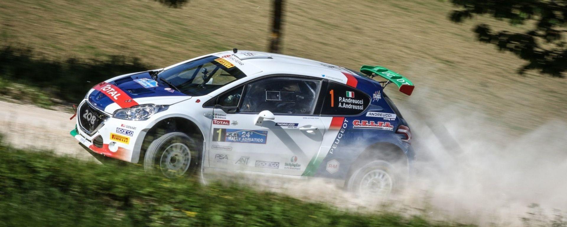 25° Rally Adriatico - info e risultati