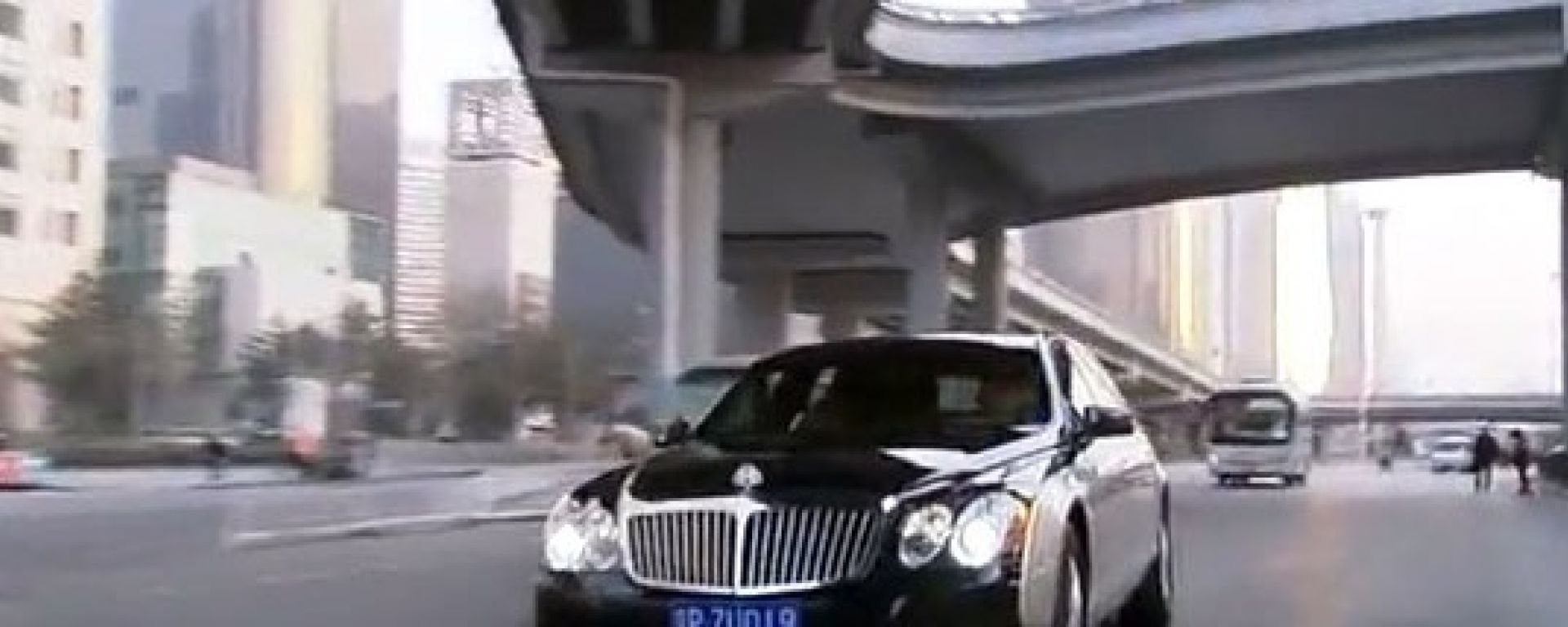 Maybach Auto China 2010