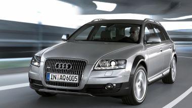Listino prezzi Audi A6 allroad quattro