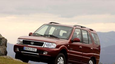 Listino prezzi Tata Safari