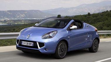Listino prezzi Renault Wind