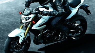 Listino prezzi Suzuki GSR 750