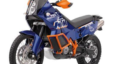 Listino prezzi KTM Adventure