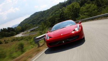 Listino prezzi Ferrari 458 Italia