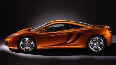 Listino prezzi McLaren 12C