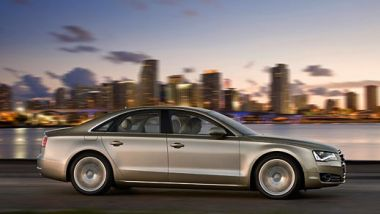 Listino prezzi Audi A8