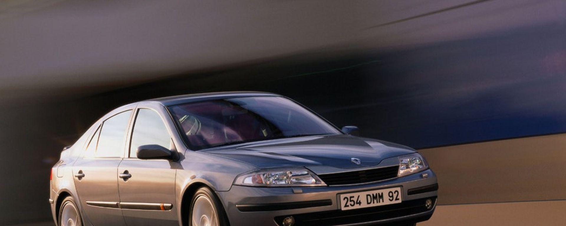 Renault Laguna my 2001