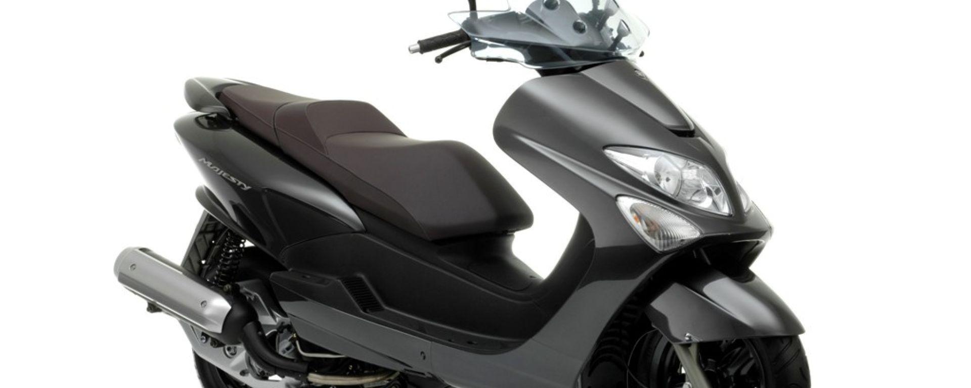 Yamaha Majesty 125