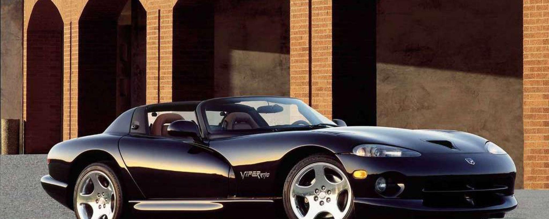 Chrysler Viper 2003
