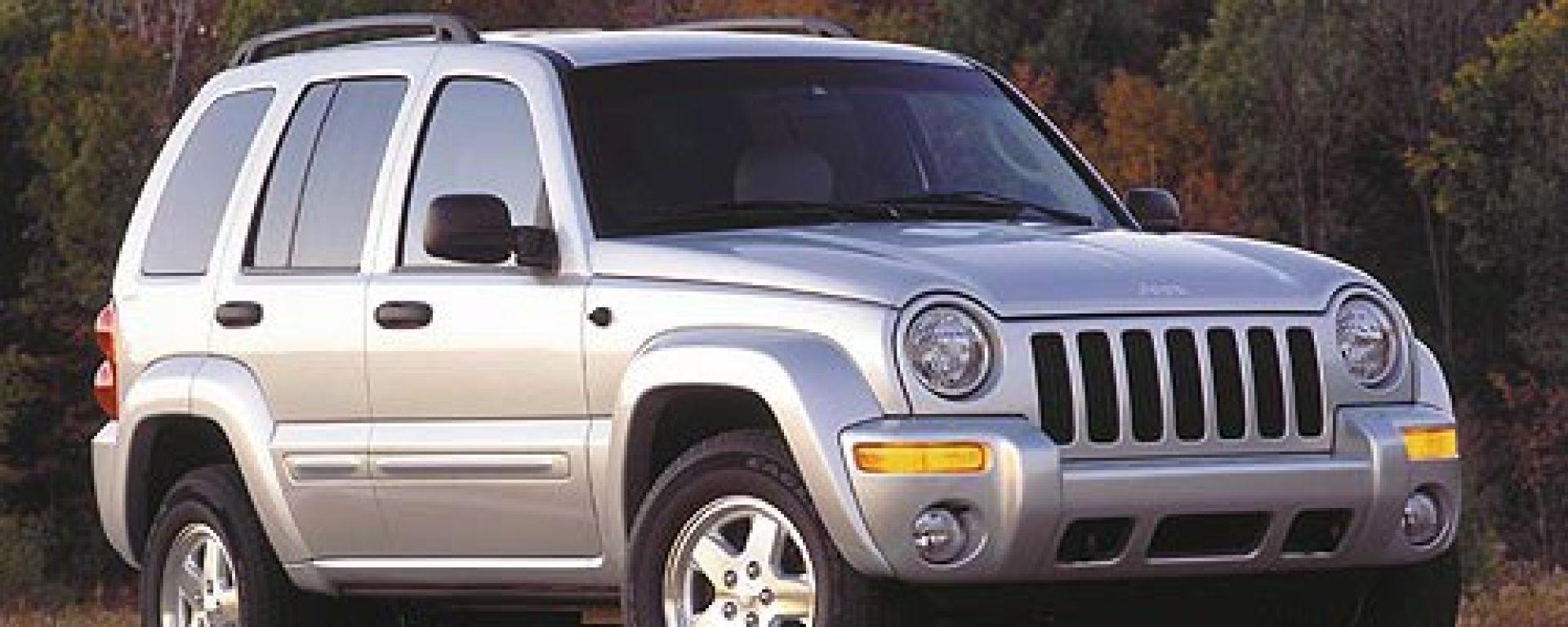 Jeep Cherokee my 2001