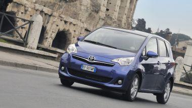 Listino prezzi Toyota Verso-S