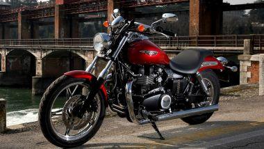 Listino prezzi Triumph Speedmaster