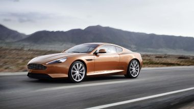 Listino prezzi Aston Martin Virage Coupé