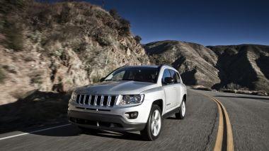 Listino prezzi Jeep Compass