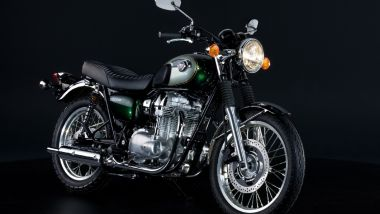 Listino prezzi Kawasaki W800