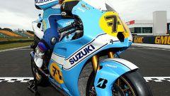 Una Suzuki GSV per ricordare Sheene - Immagine: 1