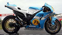 Una Suzuki GSV per ricordare Sheene - Immagine: 2