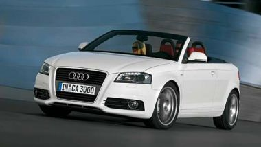 Listino prezzi Audi A3 Cabrio