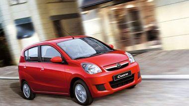 Listino prezzi Daihatsu Cuore