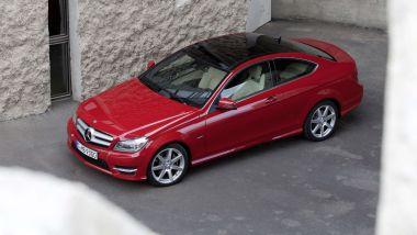 Listino prezzi Mercedes-Benz Classe C Coupé
