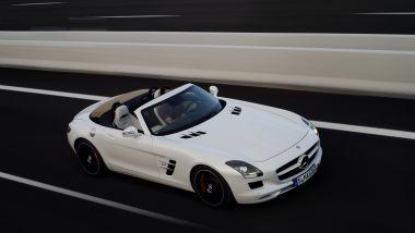 Listino prezzi Mercedes-Benz SLS Roadster