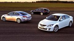 Nuova Mazda6 - Immagine: 8