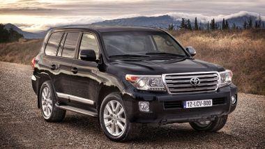 Listino prezzi Toyota Land Cruiser V8