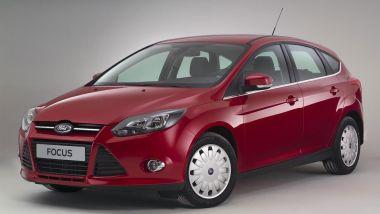 Listino prezzi Ford Focus