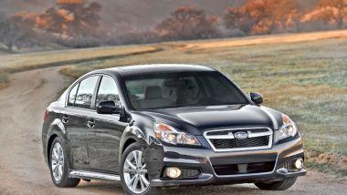 Listino prezzi Subaru Legacy